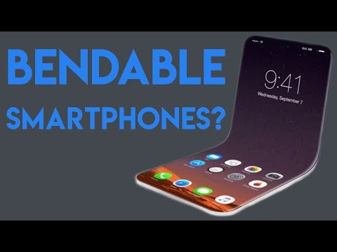 Are Bendable Smartphones the Next Big Thing?