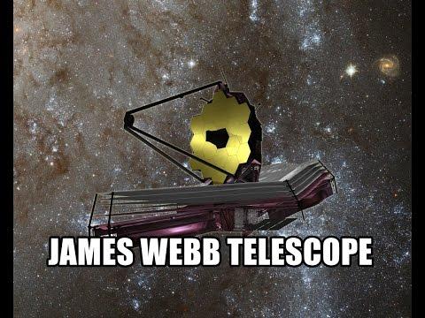 69º Hangout Ciência e Astronomia: James Webb Telescope