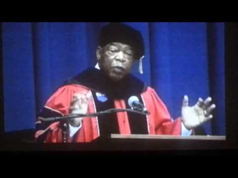 Rep. John R. Lewis (Civil Rights Leader/U.S. Politician) Commencement Address