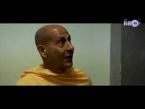 Interview with Radhanath Swami, member of the Governing Body Commission, ISKCON