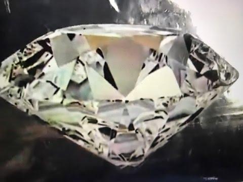 REAL BIG  DIAMOND DIG ITS  KIT ON FUN HOUSE TV