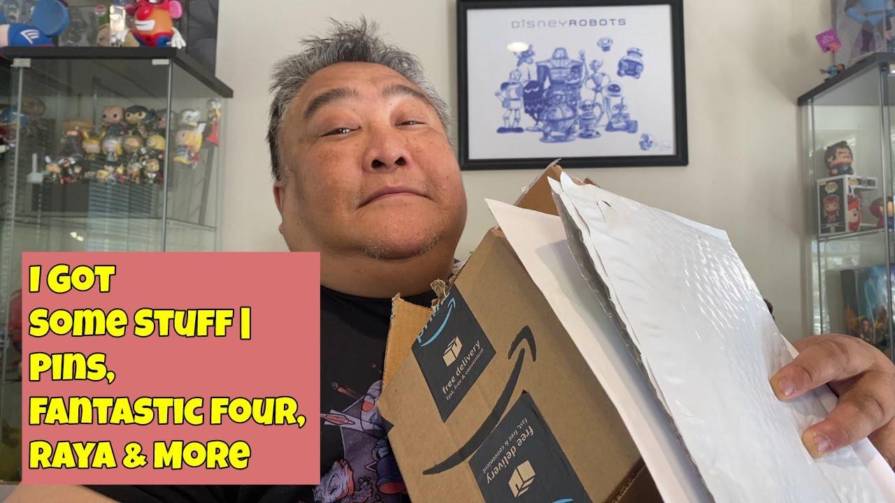 I Got Some Stuff | Pins, Fantastic Four, Raya & More!