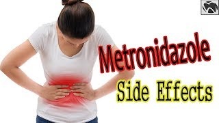 Metronidazole Side Effects | FLAGYL (Metronidazole) Adverse Effects