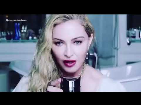 DJ Sama - Madonna Gives Us A New Way To Drink Wine
