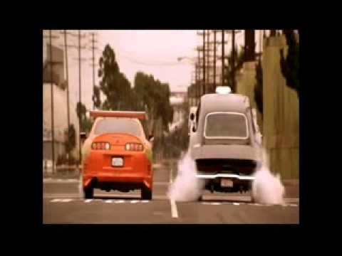 Fast And Furious 3 Full Movie >> Dodge vs Supla (final velozes e furiosos) - YouTube
