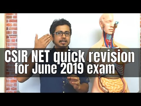 csir-net-quick-revision-for-csir-net-june-2019-exam