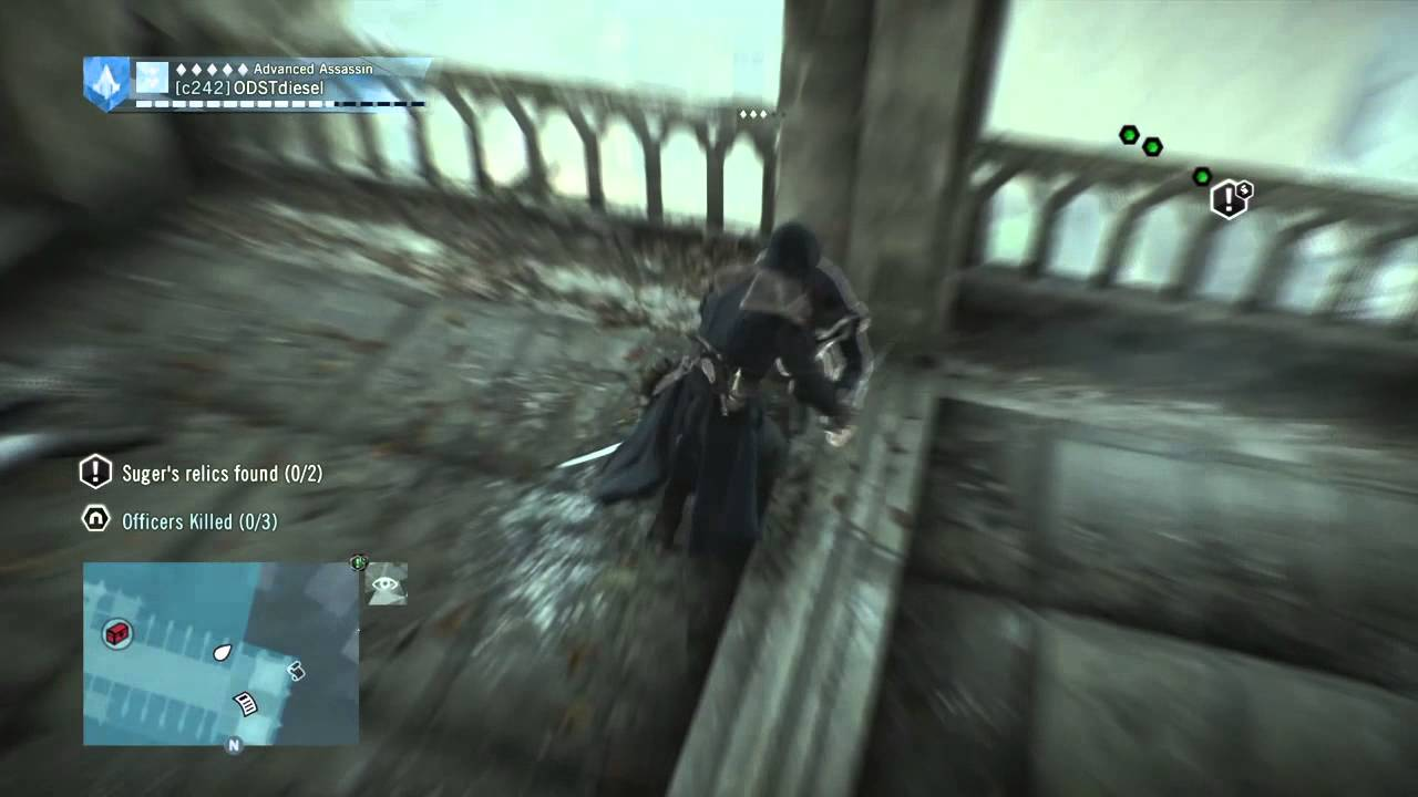 Assassin S Creed Unity Underground Armory Dlc Hd Youtube