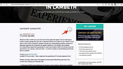 lambeth locksmith