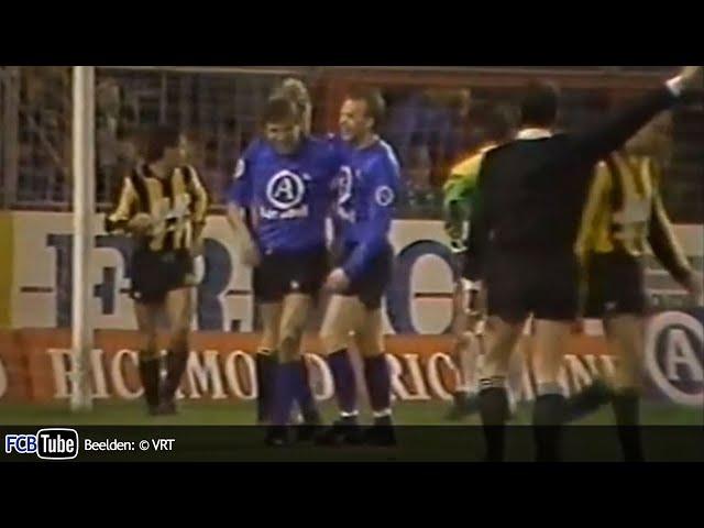 1988-1989 - Jupiler Pro League - 24. Club Brugge - Lierse SK 3-1