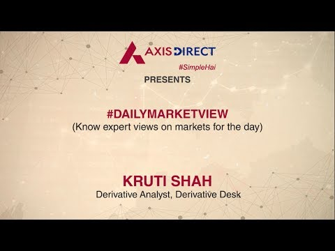 Weekly Derivative View on Stock Market | Share Trading Today - 17th July 2017 - AxisDirect