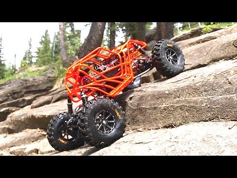 RC ADVENTURES - LEARNiNG to ROCK BOUNCE - TANGO - MOA REAR