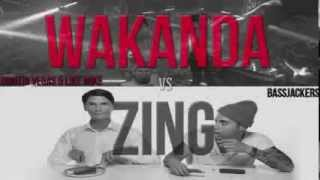 Dimitri Vegas & Like Mike vs Bassjackers - Wakanda vs Zing (DLO Edit)