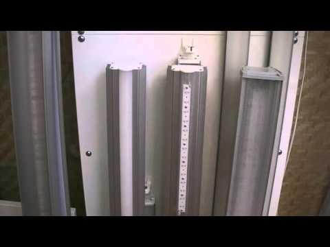 Светодиодные светильники для производственных помещений, складов, супермаркетов.
