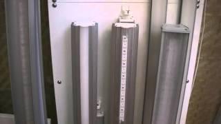 Светодиодные светильники для производственных помещений, складов, супермаркетов.(Светодиодные светильники для производственных помещений, складов, супермаркетов. Подробнее: vardi.pro Уточнит..., 2015-10-20T09:44:42.000Z)