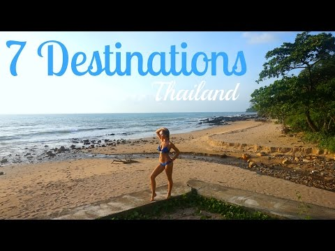 7 DESTINATIONS IN THAILAND YOU MUST SEE ! [ South Thailand ]