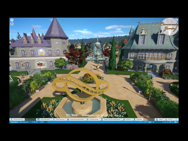 Let's Play Planet-Coaster | Vorstellung: Pixel-World 1 / 2 | Folge #004