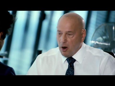 The Apprentice 2014 - Claude Loses It