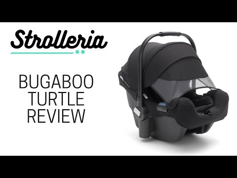 Bugaboo Turtle by Nuna Car Seat Review
