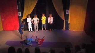 Cirkus sjov og ballade 3