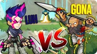Video de ¡GONA VS LUH! DUELO DE