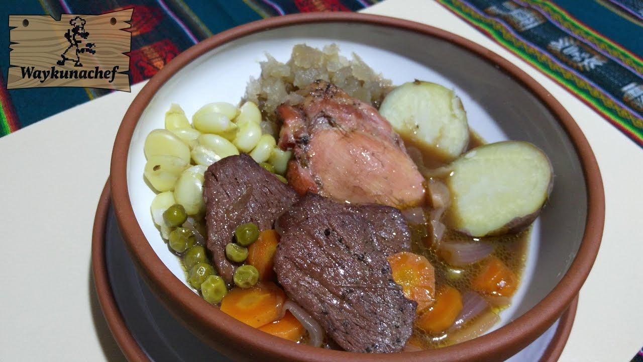 Image Result For Receta De Comida Boliviana Facil