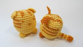 One of my crochet Cube Cat designs for you to try! Written pattern will be coming soon to my website. Make sure to tag your creations on Instagram with ...