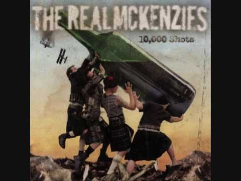 The Real McKenzies - Pour Decisions