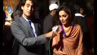 Meera funny english Pakistani clip video 2013