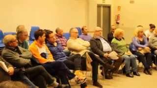 Asamblea Podemos Segovia. Centro Cívico San José 14/1/2015