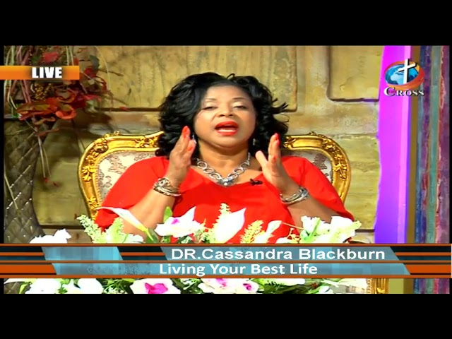 Live your best Life Show Featured With Dr.Cassandra Blackburn 09-25-2019