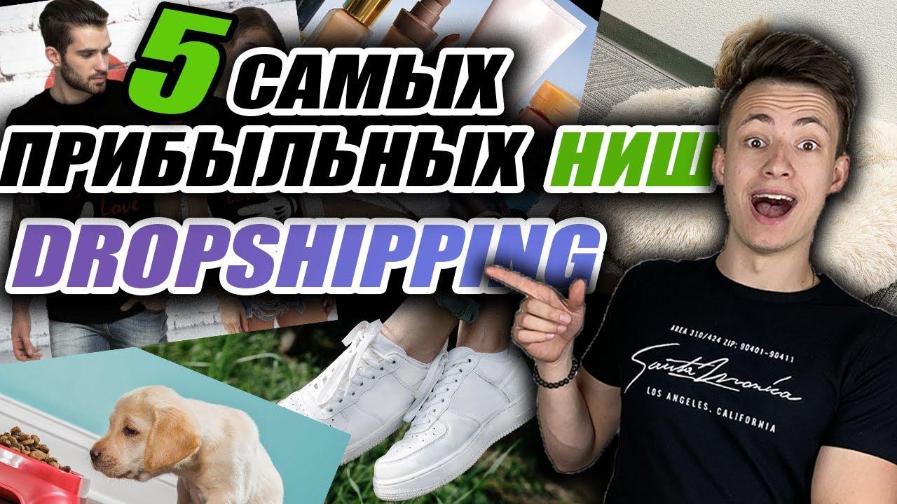 🔥Топ 5 Лучших $1,000,000 Shopify Дропшиппинг Ниш Для Продаж в 2020