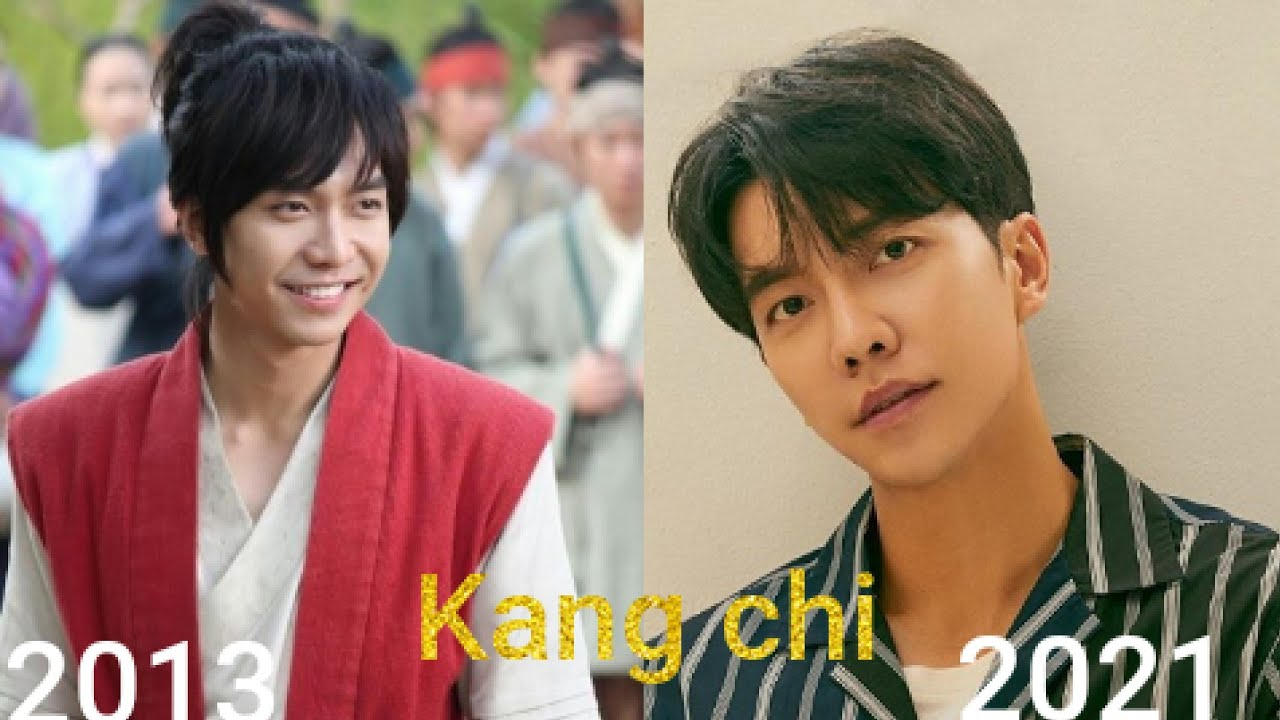 Download Gu Family Book (Kang Chi) cast then & now (2021)