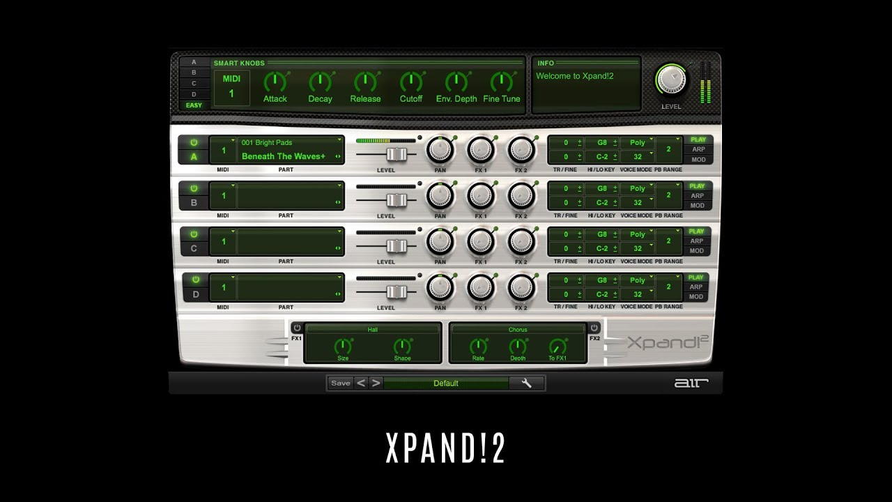 Xpand 2 Patches
