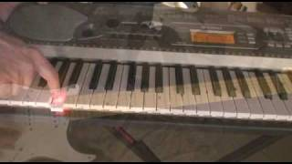 Tune Your Guitar Using a Piano