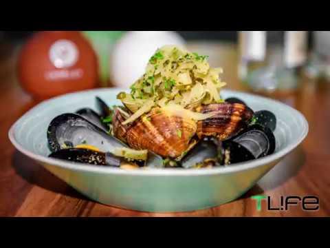H βραβευμένη chef Nτίνα Νικολάου στο TLIFE!