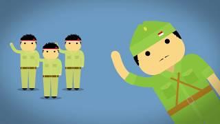 Animasi Pertempuran Surabaya