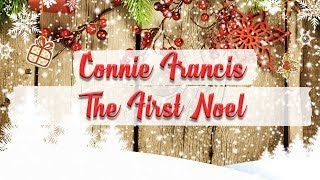 Connie Francis - The First Noel // Christmas Essentials