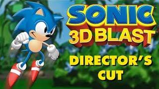 Sonic 3D Blast Director