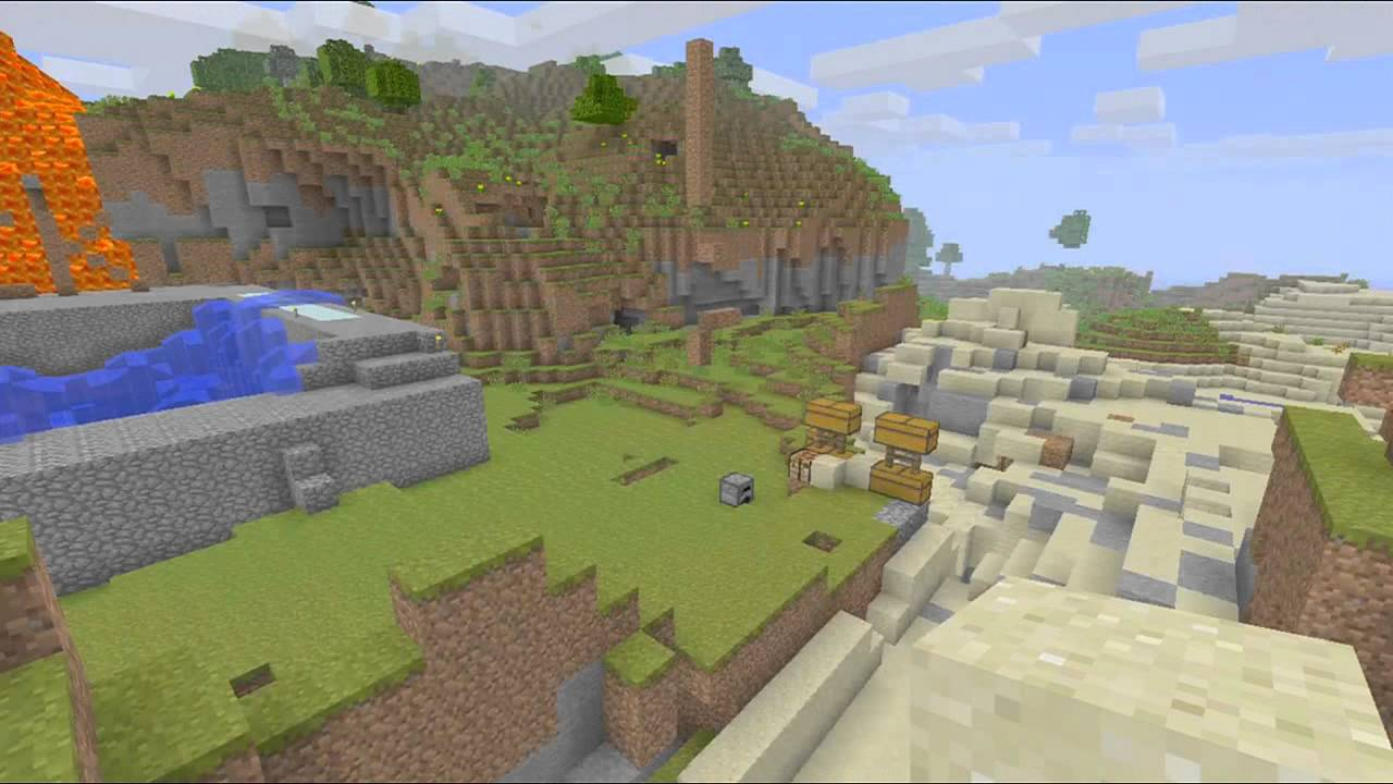How do I get Hunger Games on Minecraft xbox 360 - The Tech ...