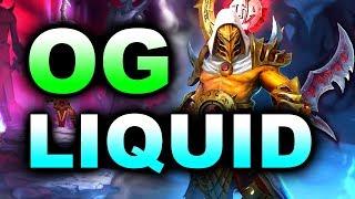LIQUID vs OG - INCREDIBLE GAME! - DREAMLEAGUE MAJOR DOTA 2