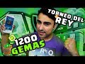 🔴 TORNEO ABIERTO CLASH ROYALE PREMIO FINAL 1200 GEMAS - MEMOUNSTRO