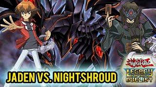 YUGIOH LOTD GX #4 - DIPECUNDANGI RED-EYES !!
