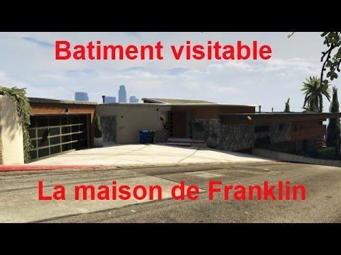 Gta 5 Online Fr Patche Batiment Visitable La Maison De