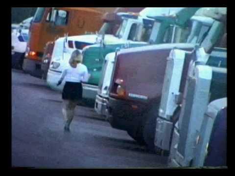 trucker wreck & lot lizards / Hookers