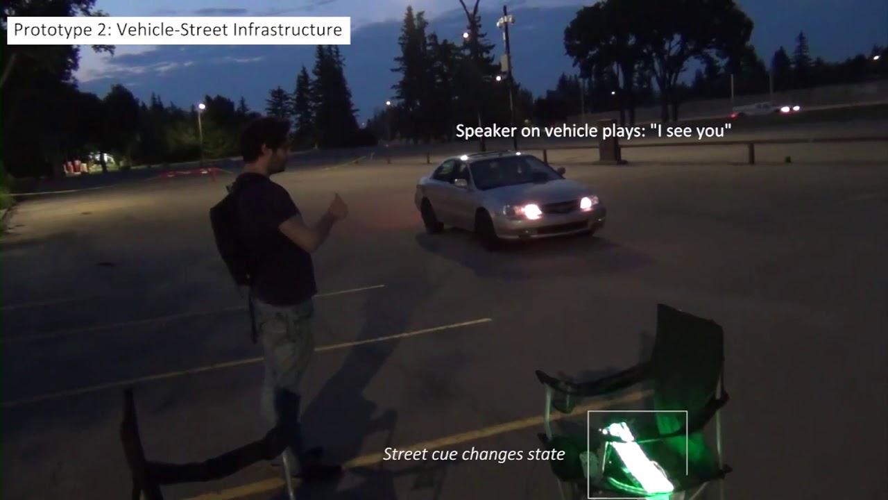 63f2c7181590 Communicating Awareness and Intent in Autonomous Vehicle-Pedestrian ...