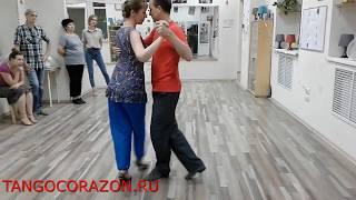 Кольгады и комбинаторика в танго - резюме. Уроки танго в Ростове!