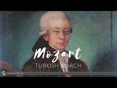 Mozart - Turkish March (Alla Turca)   Classical Piano Music