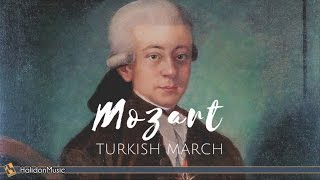 Mozart - Turkish March (Alla Turca) | Classical Piano Music