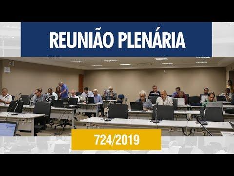 724ª Reunião Plenária - Crea-AL
