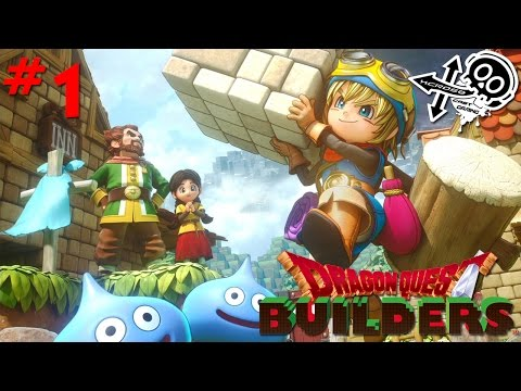เกมอะไรเหมือนมายคราฟ | Dragon Quest Builders: #1